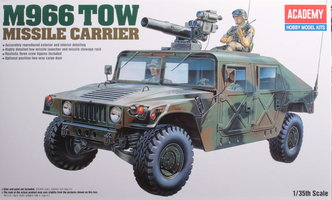 Academy M966 TOW Missile Carrier  1:35