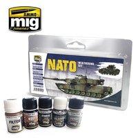 Ammo by Mig NATO  Weathering set