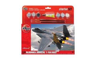 Airfix McDonnell Douglas F-15A Eagle 1:72 starterset