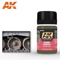 AK Weathering Damp Earth