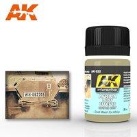 AK Weathering Africa Dust Effects