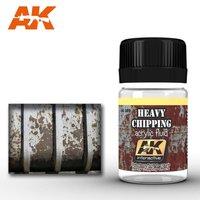AK Weathering Heavy Effects