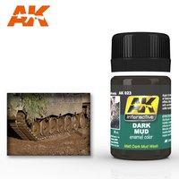 AK Weathering Dark Mud
