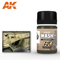 AK Wash For Africa Korps Vehicles