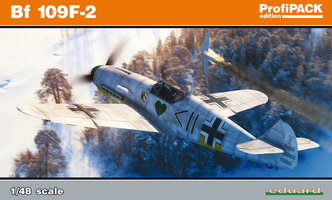 Eduard Messerschmitt Bf 109F-2  ProfiPack 1:48