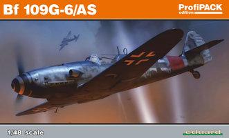 Eduard Messerschmitt Bf 109G-6/AS  ProfiPack 1:48
