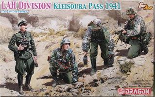 Dragon LAH Division Kleisoura Pass 1941  1:35