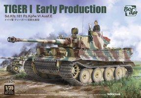 Border Model Pz.Kpfw.VI Ausf.E 1:35