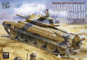 Border Model Crusader Mk.III  1:35