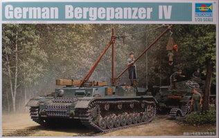 Trumpeter German Bergepanzer IV  1:35
