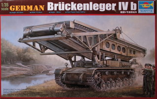 Trumpeter German Bruckenleger IV b  1:35