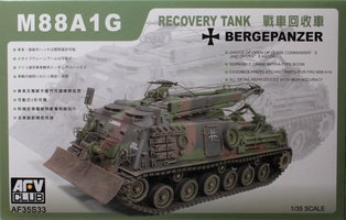 AFV  M88A1G Recovery Tank 1:35