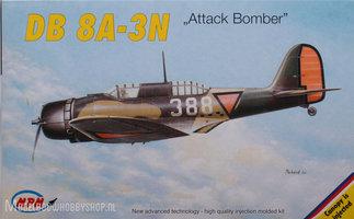 MPM DB 8A-3N Bomber  1:72
