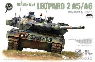 Border Model Leopard 2 A5/A6  1:72