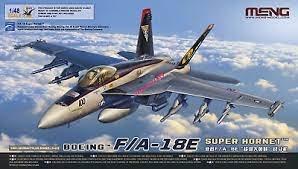 Meng F/A-18E Super Hornet 1:48