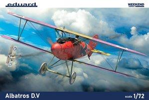 Eduard Weekend Edition Albatros D.V  1:72