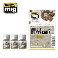 Arid&Dusty Soils