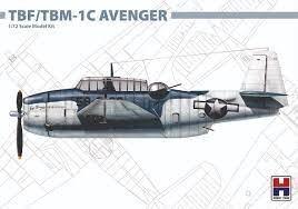 TBF/TBM-1C Avenger