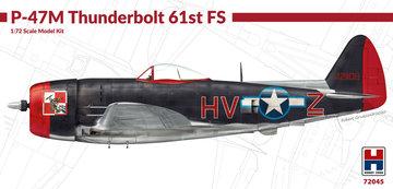 P-47M Thunderbolt  61st FS