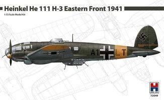 Heinkel He-111 H-3  Eastern Front 1941