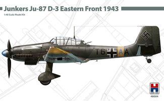 Junkers Ju-87D-3 Eastern Front 1943
