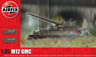 Airfix M12 GMC 1:35