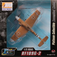 Easy Model Bf109G-2  1:72