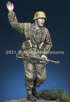 Alpine Miniatures WSS Grenadier NCO'44 1:35