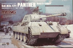 MENG Sd.Kfz.171 Panther Ausf.A  Early 1:35