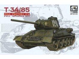 AFV  T-34/76 1944 Factory 174  1:35