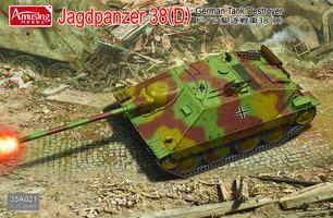 Amusing Hobby  Jangdpanzer 38  1:35
