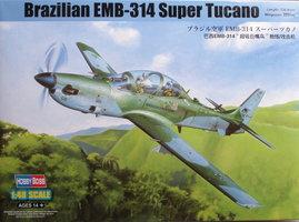 HobbyBoss Brazilian EMB-314 Super Tucano  1:48