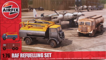 Airfix RAF Refuelling Set  1:76
