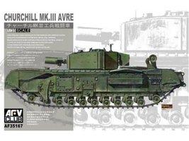 AFV Churchill MK.III AVRE 1:35