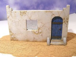 Reality in Scale Small North African House  1:35