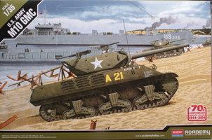 Academy  U.S Army M10  GMC 1:35