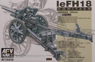 AFV LeFH18 Houwitzer 105mm   1:35