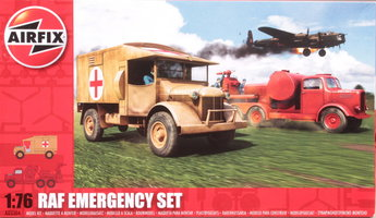 Airfix RAF Emergency set  1:76