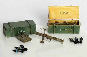 Plusmodel  Plastic Modelbouw  P.I.A.T. 1:35