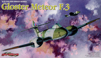 Cyber Hobby Gloster Meteor F.3  1:72