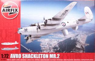 Airfix AVRO Shackleton MR.2 1:72