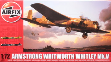Airfix Armstrong Whitworth Whitley Mk.V 1:72