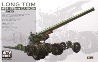 AFV Club M59 155mm Cannon