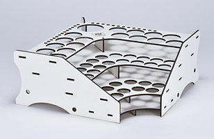Vallejo Paint Stand Corner Module