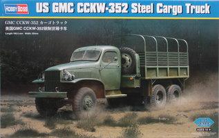 HobbyBoss US GMC CCKW-352 Steel Cargo Truck 1:35