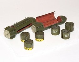 Plusmodel German supply bombs 1:35