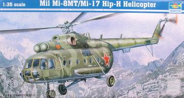 Trumpeter Mil Mi-8MT/Mi-17 Hip-H 1:35