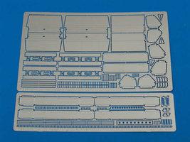Aber Sd.Kfz.251/1 Ausf.D Back Seats&Boxes  1:35