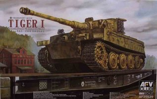 AFV Club Tiger I  1:35