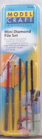 Model craft Mini Diamond File set